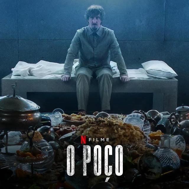 O Poço Filme Espanhol da Netflix (Final explicado pelo Diretor)