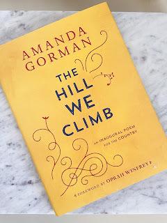 amanda gorman, the hill we climb, poem, poet