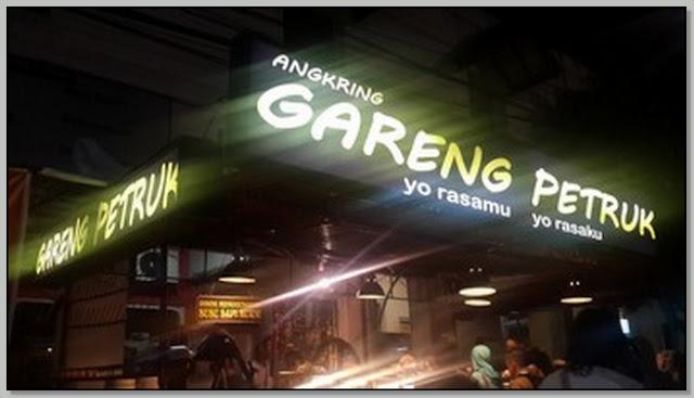 Tempat Kuliner Malam Jogja