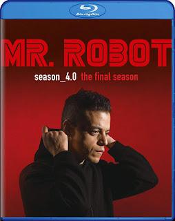 Mr. Robot: Season 4 [4 Discos] – Subtitulada.