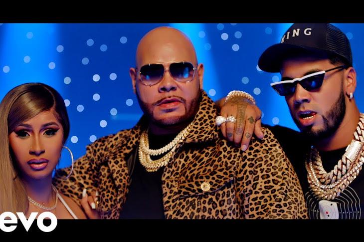 Watch: Fat Joe - Yes Featuring Cardi B & Anuel AA