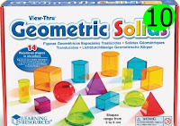 juego ideal para la mesa de luz  y perfeccionar los sólidos geométricos