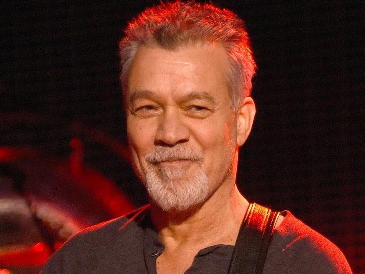 Pemain Gitar Terkenal Eddie Van Halen Meninggal Dunia