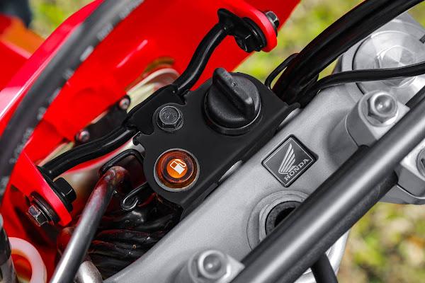 Honda CRF 250F 2022: off-road tem novidades - fotos, preço e detalhes