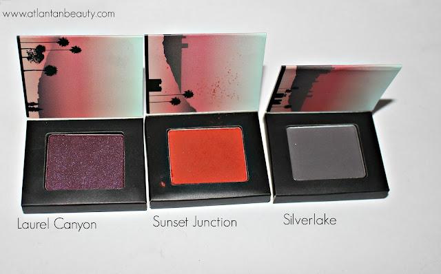 NYX Cosmetics NYX Love's L.A. Library Set