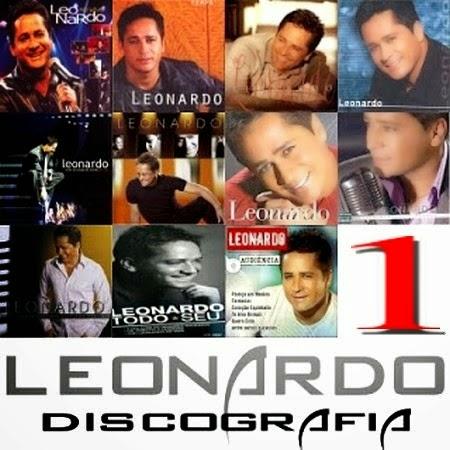 (NOVO LINK) Discografia Leonardo - Parte 01