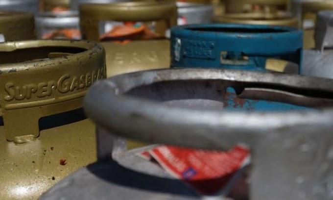 Preço do gás de cozinha vai cair em até 12% para residências, diz Sindigás