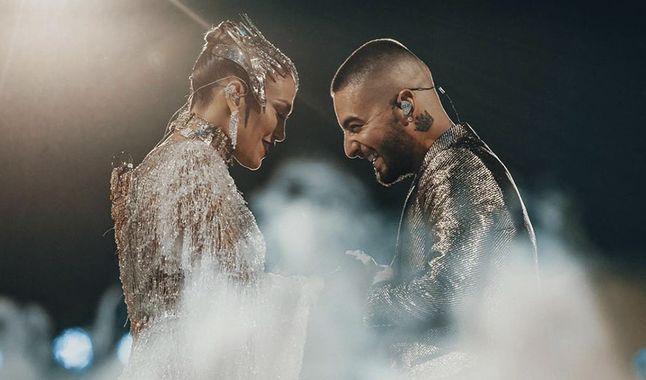 Maluma y JLo cantaron juntos en el Madison Square Garden | Reggaeton  Rankiado | Música urbana latina en un solo sitio