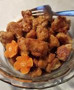 Baked Orange Chicken, a copycat recipe for Panda Express's Orange Chicken!