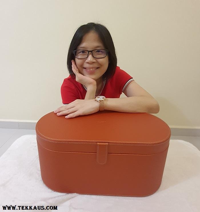 Dyson Airwrap Hair Styler Copper Gift Set Edition