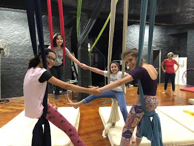 Bungee Dance para crianças mistura atividade física e ludicidade