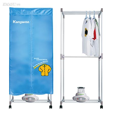 Cửa hàng (đại lý) bán tủ (máy) sấy quần áo Kangaroo KG332 (KG-332) chính hãng giá rẻ nhất Hà Nội