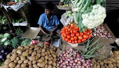 WPI food inflation declines in April to 3.60 per cent: Highlights with Details
