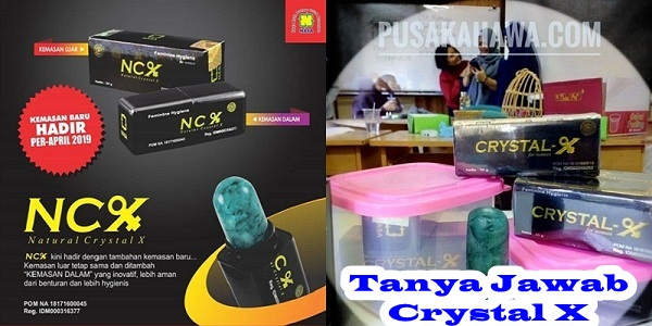 CRYSTAL X - NCX NASA