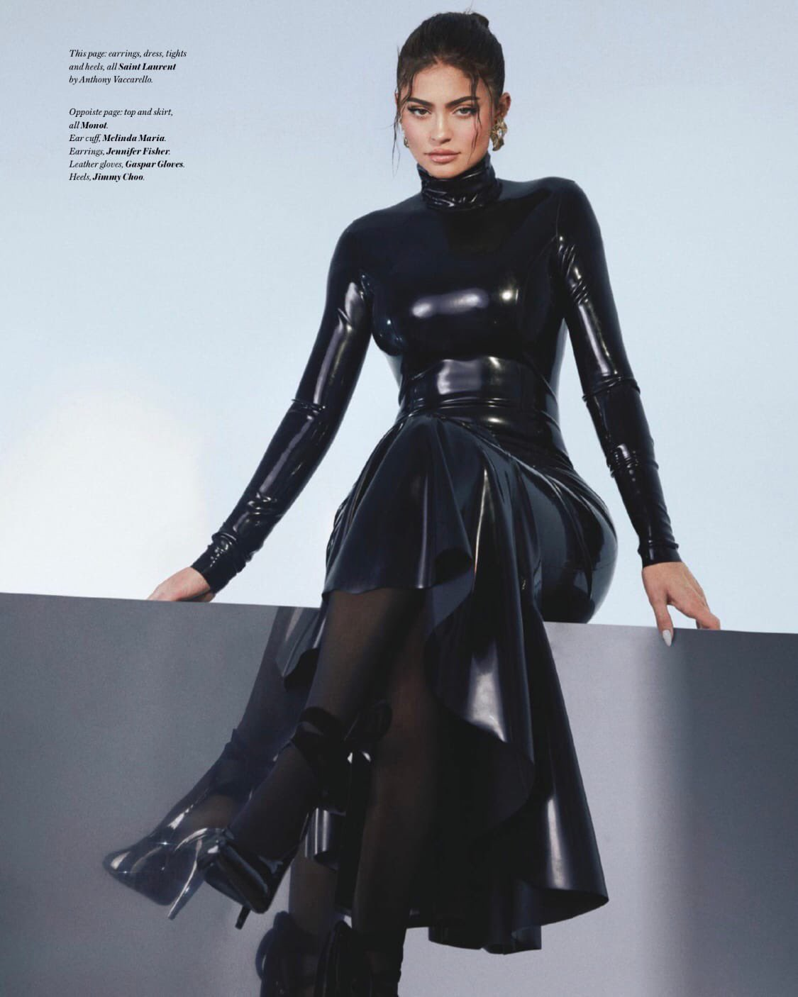 Kylie Jenner Stars On Vogue Hong Kong's August Issue