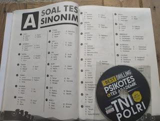 Buku Soal Tes Anonim TNI Polri