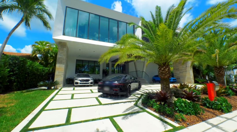 77 Interior Design Photos vs. 13190 Biscayne Bay Ter, North Miami, FL Luxury Home Tour