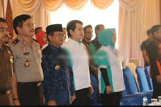 Kegiatan Seminar Pariwisata Sekaligus Pelantikan Pengurus Genpari DPW Jambi, Dihadiri Oleh Wakapolda Jambi