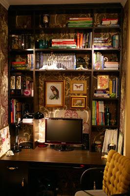 domowe biura czytelników