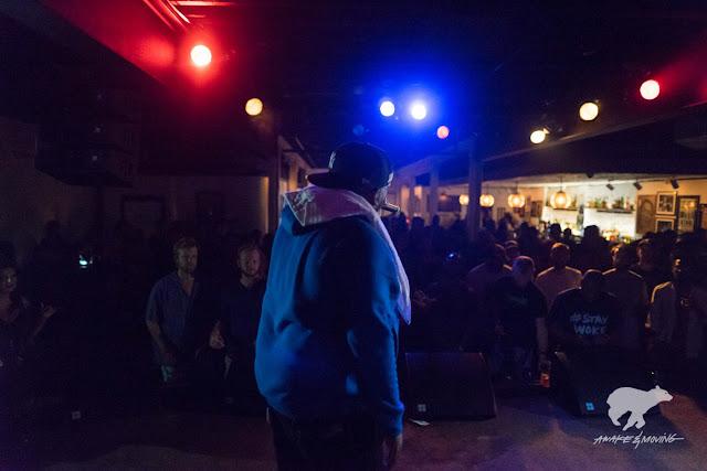 Raekwon. Austin, TX.