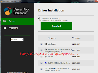 Download DriverPack Solution 16.6.4