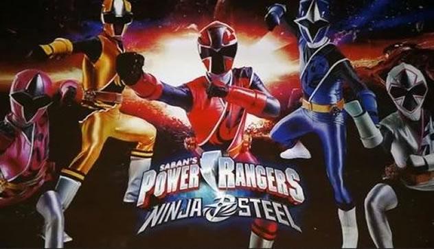 Power Rangers Ninja Steel Episodio 07