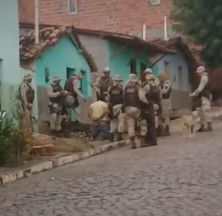 Homem é preso em Ruy Barbosa