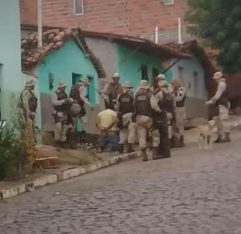 Chapada: Homem é preso suspeito de homicídio em Ruy Barbosa