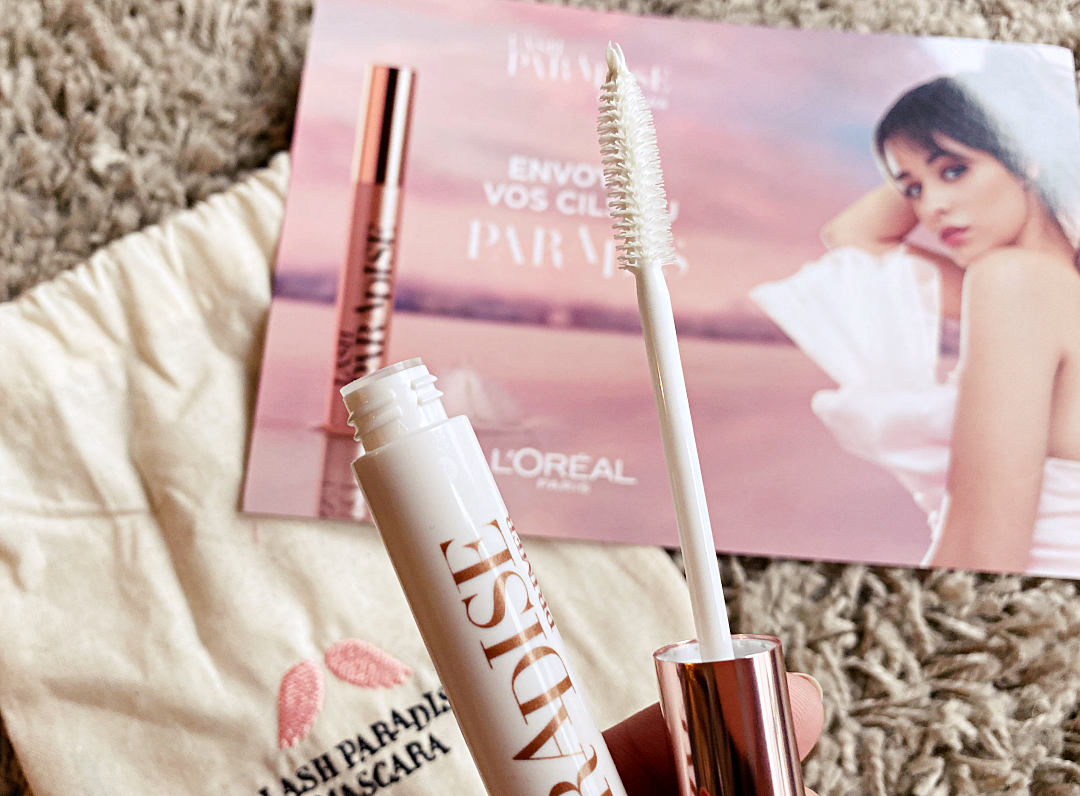 primer lash paradise l'oréal