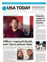 USA Today Magazine 8 September 2021