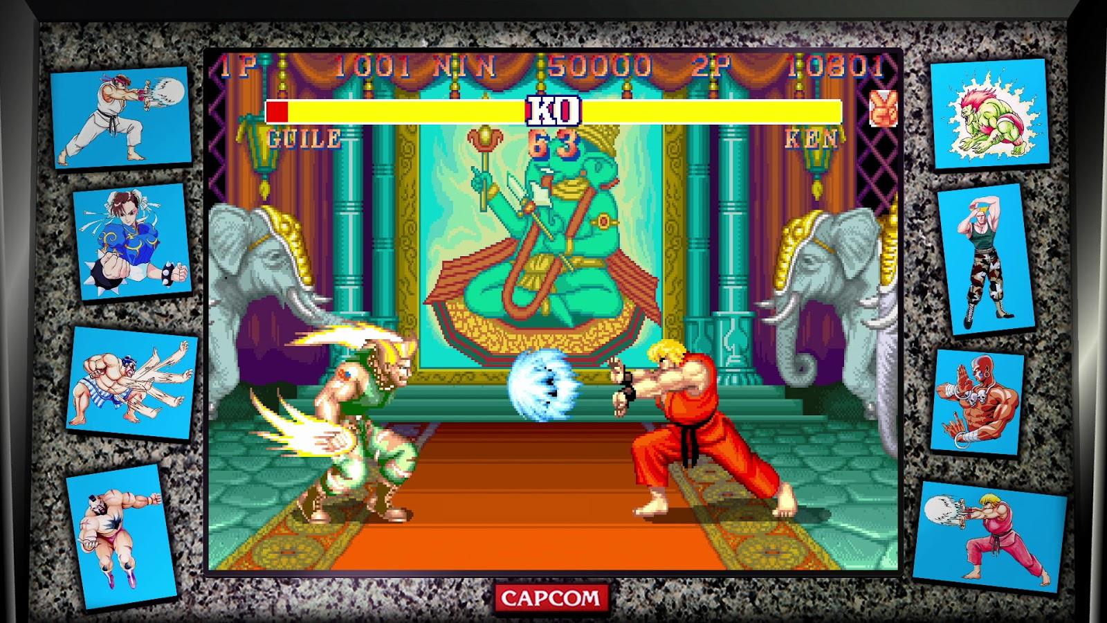 Street Fighter 30th Anniversary Collection PC ESPAÑOL (SKIDROW) + REPACK 1 DVD5 (JPW) 10