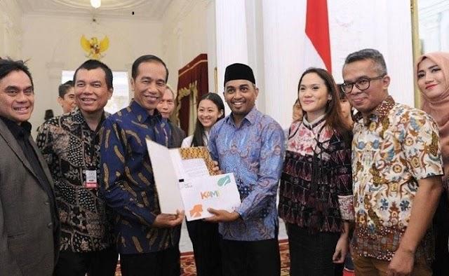 Presiden Jokowi Sebut Kepergian Glenn Fredly adalah Kehilangan Besar Dunia Musik Bangsa