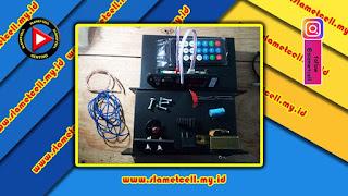 Komponen power supply dan box