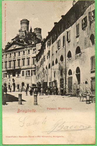 Brisighella Ieri E Oggi Brisighella Cent'anni Dopo 1912