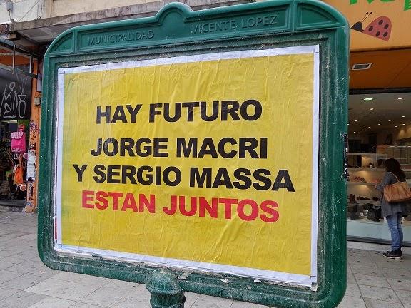 Campaña Jorge Macri y Sergio Massa