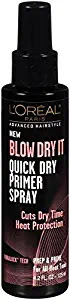 blow dry quick spray