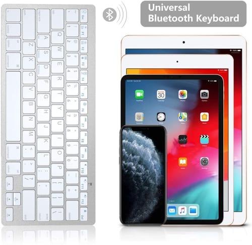 Review Carago Ultra-Slim Bluetooth Keyboard