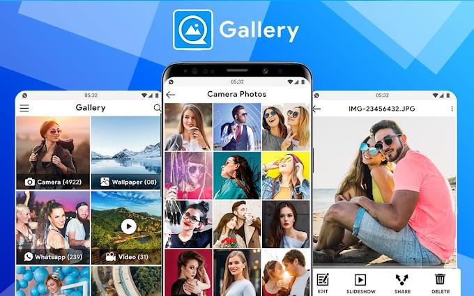 Quickpic Gallery Pro Apk - Galeri v8.3.8