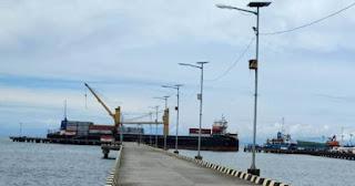 Pelabuhan Waren  Dapat Disinggahi Kapal 5000 GT