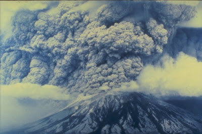 Mt. St. Helens eruption supported biblical creation science