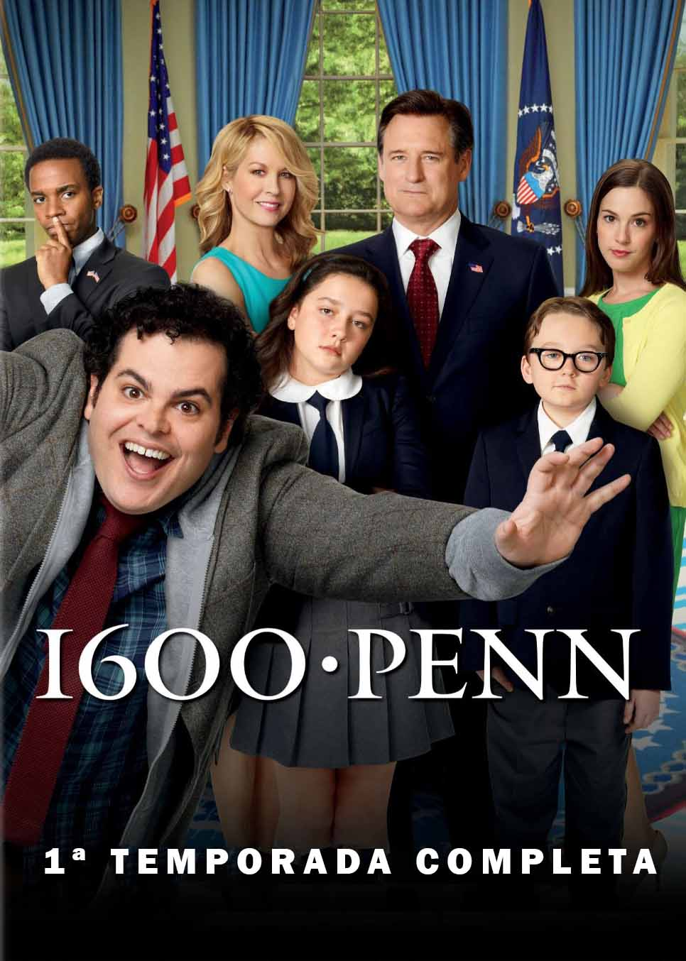 1600 Penn 1ª Temporada Torrent - WEB-DL 720p Dual Áudio