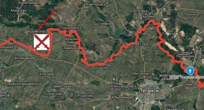 Під час бою під Кримським загинули 5 українських вояків