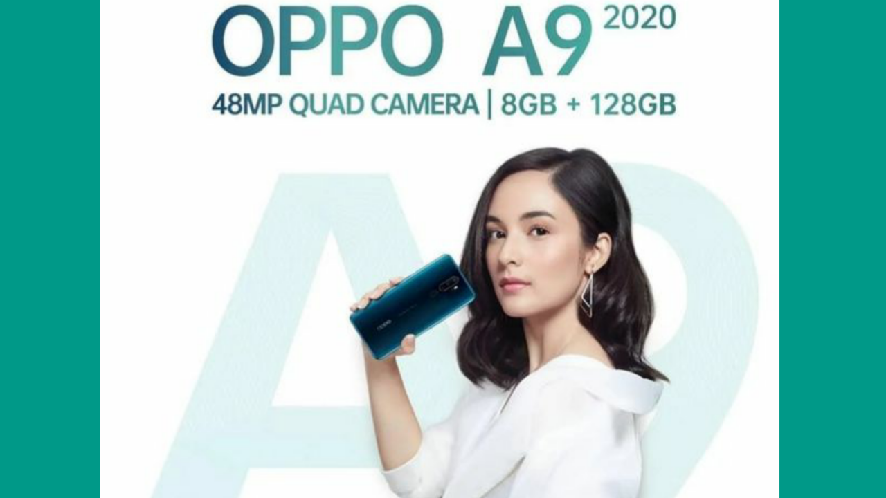Cara Screenshot Oppo A9 2020