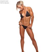 fitness women calves