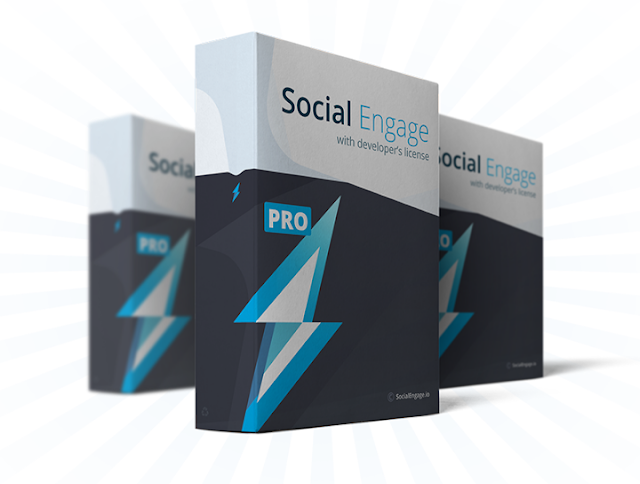 Social Engage Pro [GIVEAWAY]