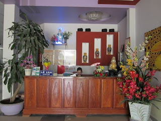 Khách sạn Trúc Hoàng Hà