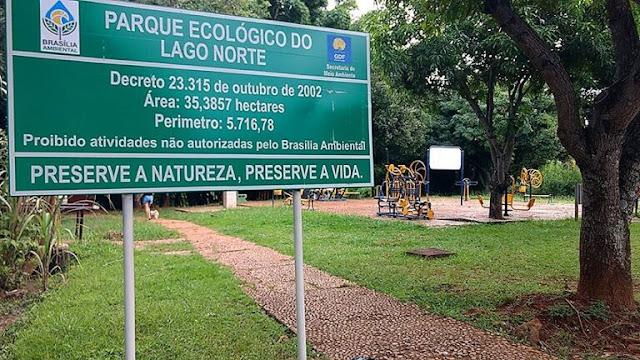 Brasília recebe o primeiro parque 100% acessível para as pessoas com deficiência