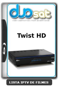 Duosat Twist HD Nova Atualização V9.0 Menu camd e IKS - 07-08-2020
