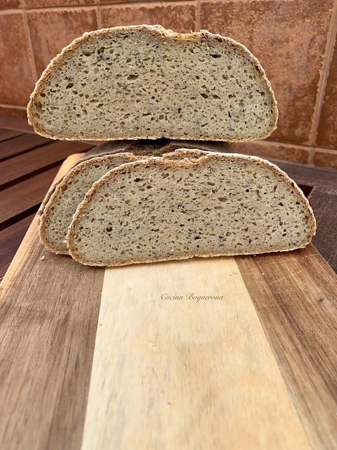 Pan con quinoa molida (sin gluten)
