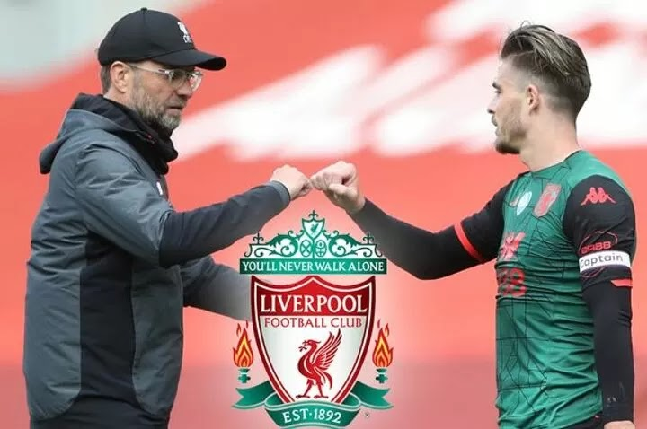 """Liverpool urged to """"go and get"""" Grealish as Man Utd transfer """"ruled out"""""""